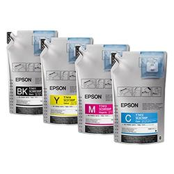 Pack encre sublimation UltraChrome DS  Epson SureColor F6070