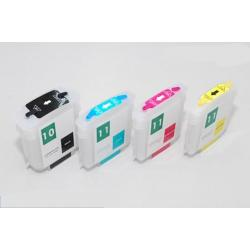 cartouche rechargeable  hp10