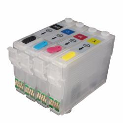 refilable cartridges  epson xp255