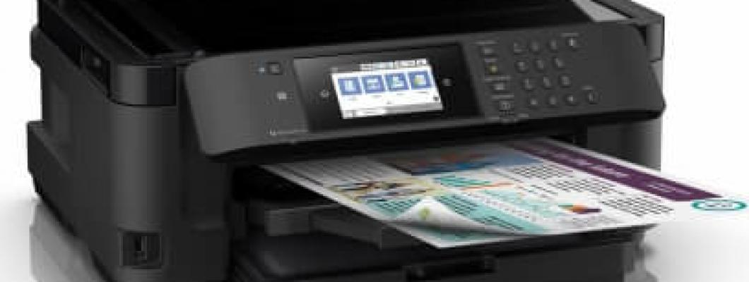 imprimante epson A3 inkjet couleur wf7710dwf all in one 4in1