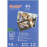 photo paper lucky  10x15 A6 glossy waterproof