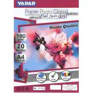 papier  photo double face yapap  180g a4