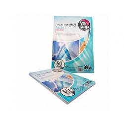 paper PHOTO GLASSY AUTOCOLANT  A3 YA PAP  50 feuille 297 x420-mm